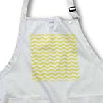 click on Golden Yolk Yellow and White Chevron Zig Zag Stripy Pattern Cute Classic to enlarge!