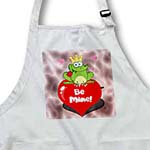 click on The Charming Frog Valentine  to enlarge!