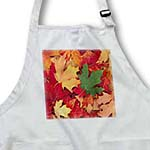 click on 1 Green Leaf With Red n Yellow Maple leaves to enlarge!
