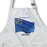 click on State Flag of Nevada (PD-US) to enlarge!