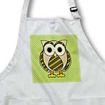 click on Cute Owl Green Stripes and Dots 2 to enlarge!
