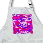 click on Bright Pink and Blue Camouflage Pattern to enlarge!