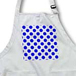 click on Blue and White Polka Dots to enlarge!