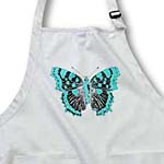 click on Pretty Bright Blue Lacey Butterfly to enlarge!