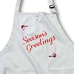 click on Seasons Greetings With Candy Cane Background  to enlarge!
