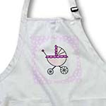 click on Pink Baby Carriage Design to enlarge!