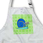 click on Cute Blue and Green Snail Design to enlarge!