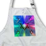 click on STAR OF DAVID - ENERGY BURST to enlarge!