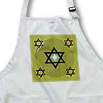 click on STAR OF DAVID - GREEN to enlarge!