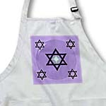 click on STAR OF DAVID - MAUVE to enlarge!