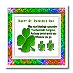click on St Patricks Day to enlarge!