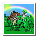 click on Leprechaun Rainbow  to enlarge!
