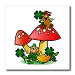 click on Leprechauns On A Toadstool to enlarge!