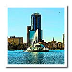 click on Orlando Lake Eola with Fountain Cartoon to enlarge!