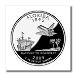 click on State Quarter of Florida (PD-US) to enlarge!