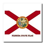 click on State Flag of Florida (PD-US) to enlarge!