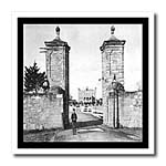 click on Old City Gates - St. Augustine, Florida (Date 1890) to enlarge!