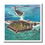 click on Dry Tortugas National Park - Fort Jefferson Aerial View  to enlarge!