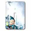 click on Blue Santa s Elf With Christmas Ornament to enlarge!