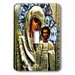 click on Russian Icon of the Blessed Mary to enlarge!