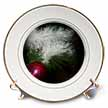 click on Christmas Ornament And Garland On Tree to enlarge!
