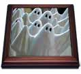 click on Spooky Plastic Ghost Decorations to enlarge!