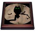 click on Halloween Bats with Perched Owl and Distressed Moon, 3drsmm to enlarge!