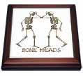 click on Two Skeletons - Bone Heads to enlarge!