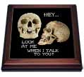 click on Two Skulls in a Relationship to enlarge!